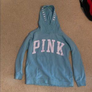 Women's Pink Sweatshirt